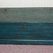 19th Century Carpenter's Sea Chest