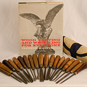 Frank Gottshall's Personal Carving Set