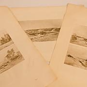 Francois-Auguste Ravier Folio