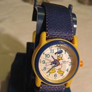 Donald Duck Vintage Quartz Watch