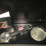 Fossil Zorro LE Watch in Box