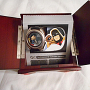 Space Ghost Vintage Fossil Character Watch