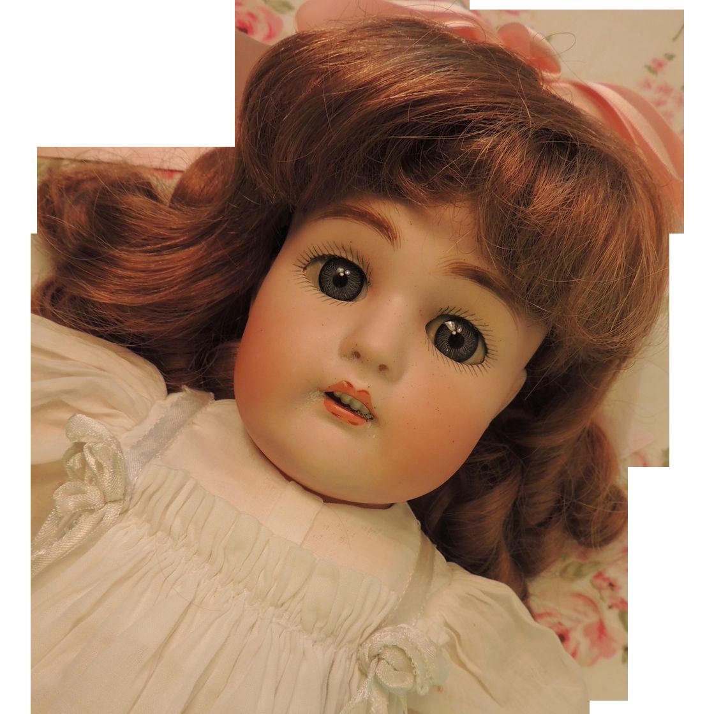 21 IN Simon & Halbig Kammer Reinhardt Antique Doll