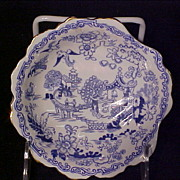 "Royal Albert ""Mikado"" Blue Willow Shell Shape Dish (3 available)"