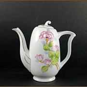 Occupied Japan UCAGCO China Hand Painted Tea Pot