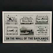 EKC RPPC of Wall Drug of Wall, South Dakota