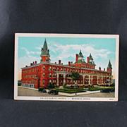Oglethorpe Hotel Brunswick Georgia Circa 1920's Courier Journal