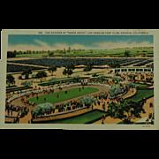 SALE Santa Anita Los Angeles Turf Club Arcadia CA