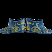 SALE Original and Rare 1966 Batman Slippers