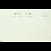 Bennett Avenue Undivided Back Post Card