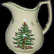 Spode - Christmas Tree - Large Pitcher 46oz