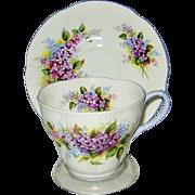 Royal Albert - Lilac - Teacup Set