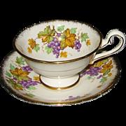 SALE Royal Stafford - Oregon Grapes - Teacup Set