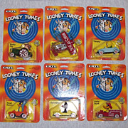 Vintage Ertl Diecast Warner Brothers Looney Tunes Collectible Cartoon Characters