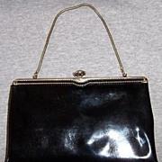 Vintage Black Ande Purse