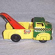 Wyandotte Pressed Steel Tow Truck Wrecker