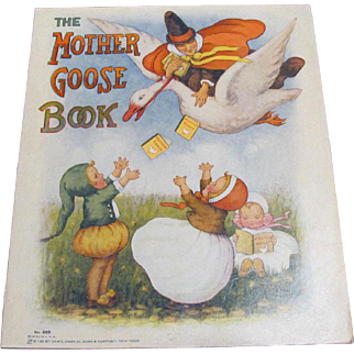 1923 The Mother Goose Book