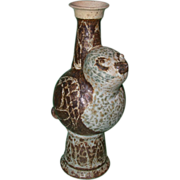Lazlo Steiner - Bird Vase  - Unique and Fascinating