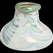 "Lundberg Studio - Lovely Early Vase - Signed and Dated ""Lundberg 72"""