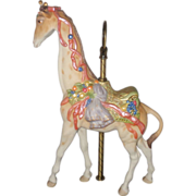 """Cybis Carousel Collection Giraffe """"Sir Cuthbert"""" Limited Edition, Signed and Numbered (This is Number 12)"""