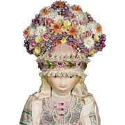 """Cybis """"Polish Bride"""" Closed Limited Edition, 1980, Issue Price $16,500.00"""
