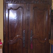 REDUCED Louis XV Style Armoire