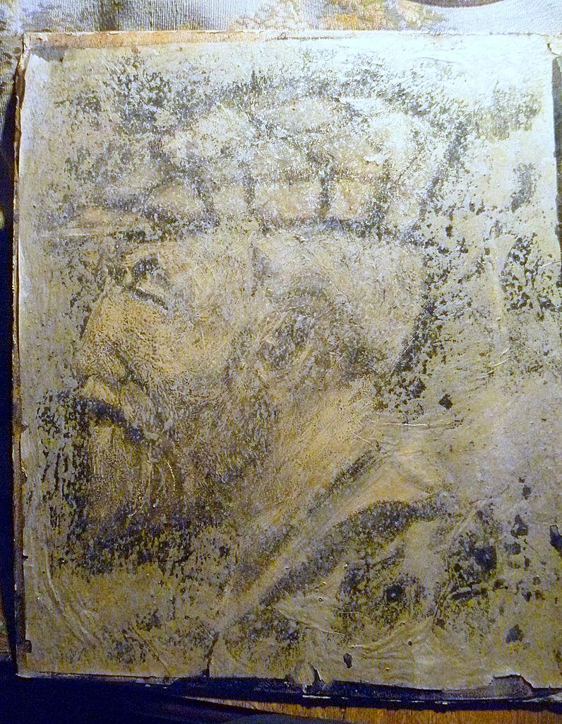 Portrait of Ezra Pound by Ernest Trova