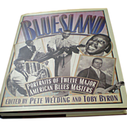 BLUESLAND-Portraits of Twelve Major American Blues Masters