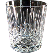 "Edinburgh Crystal ""Appin"" Whisky Glasses - 3 Available"
