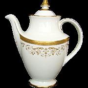 """Vintage Royal Doulton """"Belmont"""" Coffee Pot"""