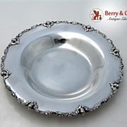 Cherub Baby Bowl Shreve And Company Sterling Silver 1910