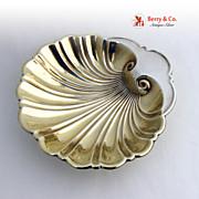 Vintage Shell Bowl Sterling Silver Gorham Silversmiths