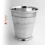 Danish Julep Cup 830 Silver 1932