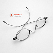 Spectacles or Reading Glasses 1870 Coin Silver