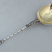 Apostle Spoon English Sterling Silver Wakely Wheeler London 1891