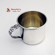 Royal danish Baby Cup Sterling Silver International 1939