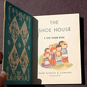 SALE PENDING The Shoe House A Tom Thumb Book