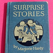 SALE 1936 Surprise Stories By Marjorie Hardy