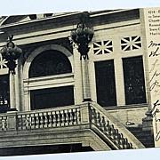 Senate Chamber State Capitol Harrisburg, Pa. Postcard