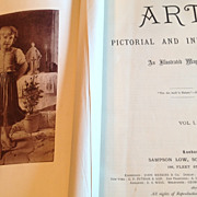 1870 - 1871 Art Pictorial And Industrial An Illustrated Magazine
