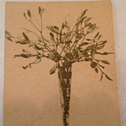 1920 A Happy Christmas Post Card