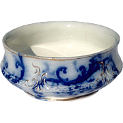 Victorian Mercer Flo Blue Bowl