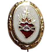 Sacred Heart Of Jesus Pin