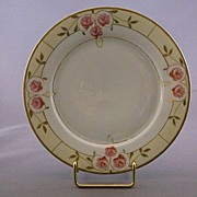 Vintage Handpainted China Plate Made In Japan