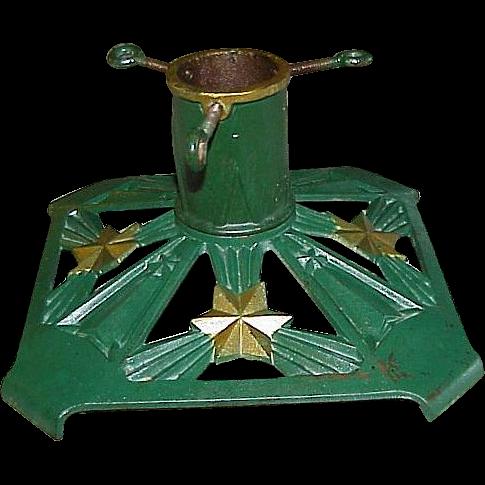 Cast Iron Christmas Tree Stand