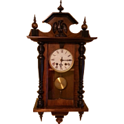 Striking French Wall Clock