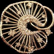 Costume Jewelry Pin - Brooch