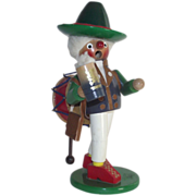 Steinbach  West German Oktoberfest Music Box –Smoker