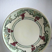 "Hutchenreuther 7"" Hand Painted Plate with Currants"