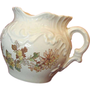 LIMOGES Floral Table or Tea WASTE POT Cache Tressemann & Vogt circa 1892